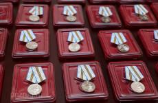 Пензенским ветеранам вручили юбилейные медали в честь 75-летия Победы