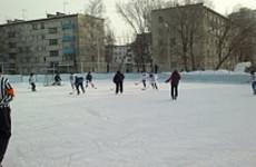 В одном из районов Пензы определят лучшую хоккейную команду