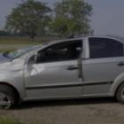 В Пензенской области перевернулся «Chevrolet Aveo»
