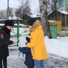 ГИБДД провела в Пензе акцию «Родительский патруль»