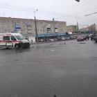 В пензенской Терновке произошло серьезное ДТП с участием «скорой помощи»