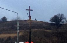 Выпускник православной гимназии повесился на поклонном кресте