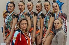 Призерами чемпионата ПФО стали пензенские гимнастки