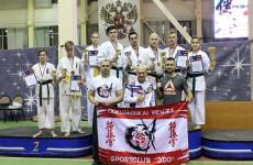 На чемпионате и первенстве ПФО по киокусинкай семь медалей завоевали пензенцы