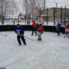 В Первомайском районе Пензы определят лучшую хоккейную команду