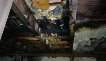 Обнародованы фото с места страшного ЧП на заводе в Пензенской области