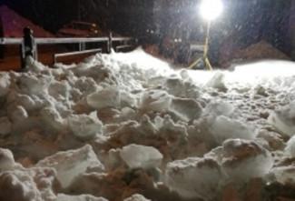 Директора пензенской УК оштрафовали из-за падения глыбы льда на женщину