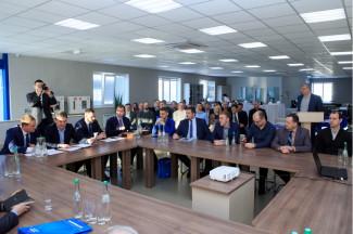 Пензенские промышленники обсудили перспективы отрасли
