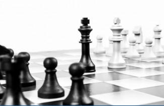 Валерий Лидин встретился с воспитанниками пензенского шахматного клуба