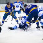 В домашнем матче пензенский «Дизель» обыграл ХК «Рязань»