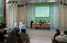 Пензенским студентам рассказали о материнском капитале