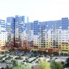 В жилом доме № 54 в Спутнике раскуплено уже треть квартир