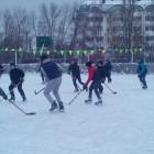В Ленинском районе Пензы определят лучшую хоккейную команду