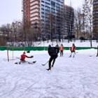 В Октябрьском районе Пензы определят лучшую хоккейную команду