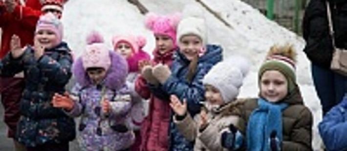 Маленьких пензенцев приглашают провести выходные в Детском парке