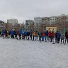 В Ленинском районе Пензы определили сильнейшую хоккейную команду