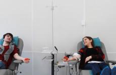 Пензенский Центр крови объединил около 150 «влюбленных доноров»