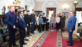 Валерий Лидин: Молодежь должна чтить подвиги предков
