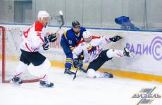 Пензенский «Дизель» вышел в плей-офф ВХЛ