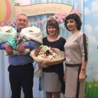 В Пензе выписали первую двойню, родившуюся после процедуры ЭКО