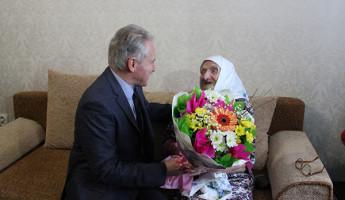 Ветерану ВОВ из Пензы Дарье Матвеевой исполнилось 100 лет