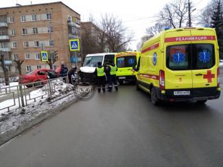 Страшное ДТП с маршруткой прокомментировали в пензенской Госавтоинспекции