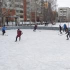 В Октябрьском районе Пензы определили сильнейшую хоккейную команду