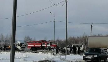 Смертельную аварию на трассе в Пензенской области прокомментировали в ГИБДД
