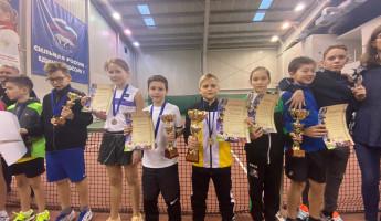 Озвучены имена победителей теннисного турнира «Зимнее первенство Республики Мордовия»