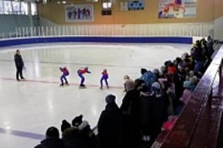 В Пензе выявили лучших юных конькобежцев