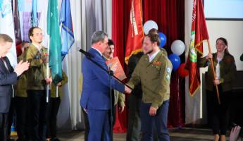 Валерий Лидин: Студотряды получили новый импульс развития