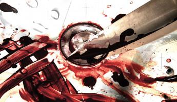Уголовник из Пензенской области вонзил нож в шею своего гостя