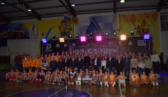 В Пензе определились победители регионального чемпионата «КЭС-БАСКЕТ»