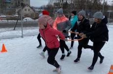 В Пензе провели «Зимние старты» для студентов