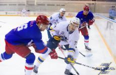 Пензенский «Дизель» потерпел поражение в матче с ХК «ОРДЖИ»