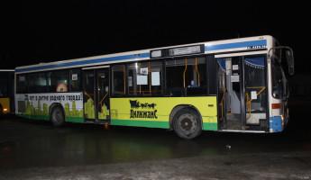В Пензе пассажиров перевозят необычные автобусы