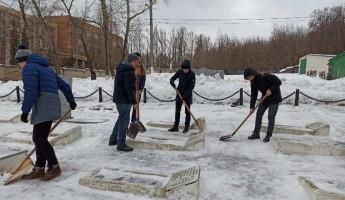 В Пензе прошла волонтерская акция «Память поколений»