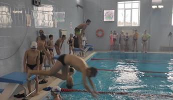 В Пензе подвели итоги соревнований по плаванию среди школьников