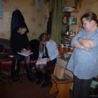 В Ленинском районе Пензы проверили семьи «группы риска»