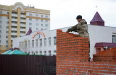 В Пензе приняли недостроенный детский сад