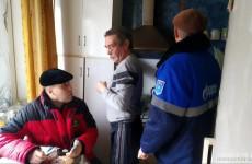 Жителям Октябрьского района Пензы рассказали о пожарной безопасности