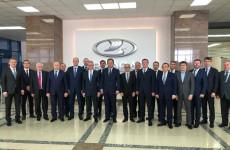 В заседании Совета при полпреде Президента РФ в ПФО участвует пензенский губернатор
