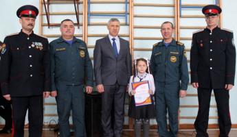 В Пензенской области школьница спасла брата от смерти
