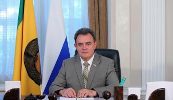 Валерий Лидин поздравил пензенцев с Днем защитника Отечества