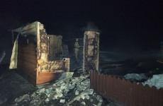 В жутком ночном пожаре в Пензенской области погибли два человека