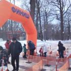 Электронный лабиринт в парке Белинского прошли более 150 пензенцев