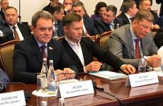 Валерий Лидин принял участие в заседании Совета при полпреде Президента РФ в ПФО
