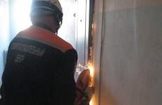 Спасатели помогли пензячкам выбраться из «балконного плена»