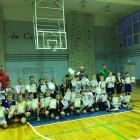 В Пензе подвели итоги праздничного турнира по мини-футболу