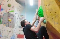 В Пензе прошли областные соревнования по скалолазанию